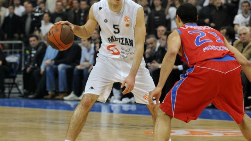 Tepić zvanično napustio Ritas, u Partizanu je od ponedeljka
