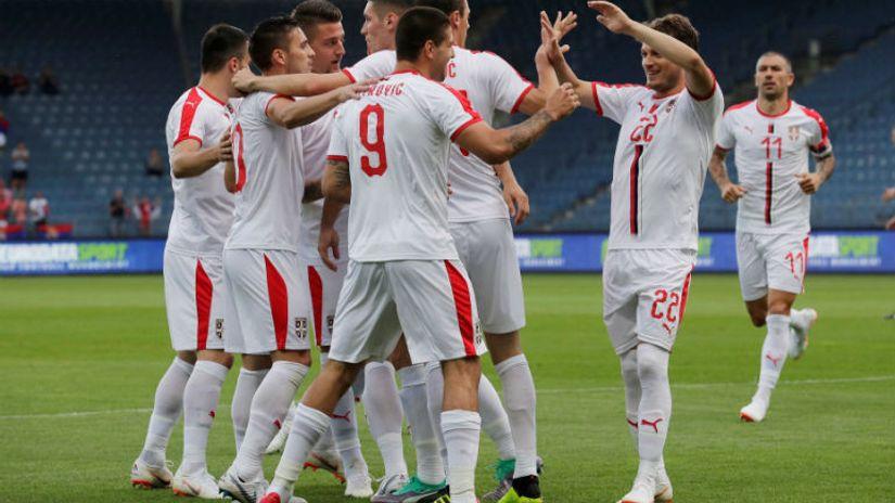 Takvu Srbiju želimo: Mitrovićev het-trik za srećan put Orlova (VIDEO)