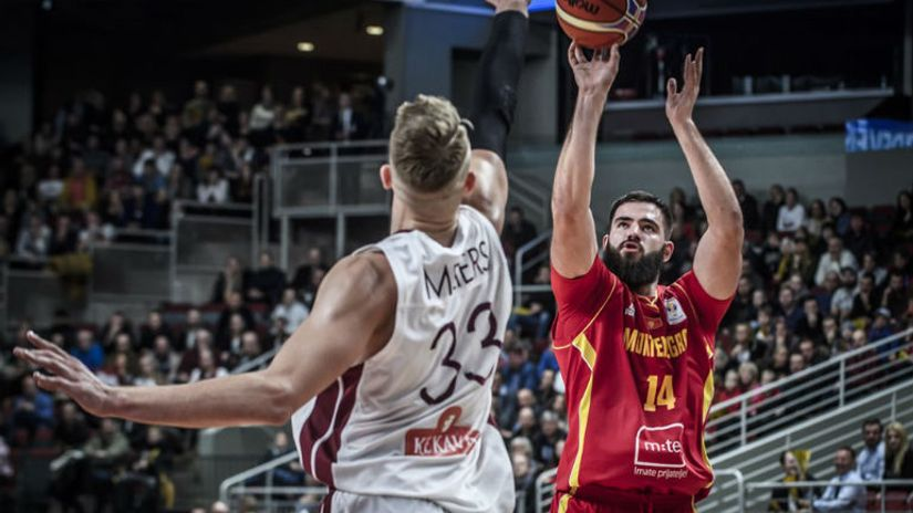 Drama u Grupi I: Crna Gora dobila Letoniju, tri ekipe sa skorom 5-4