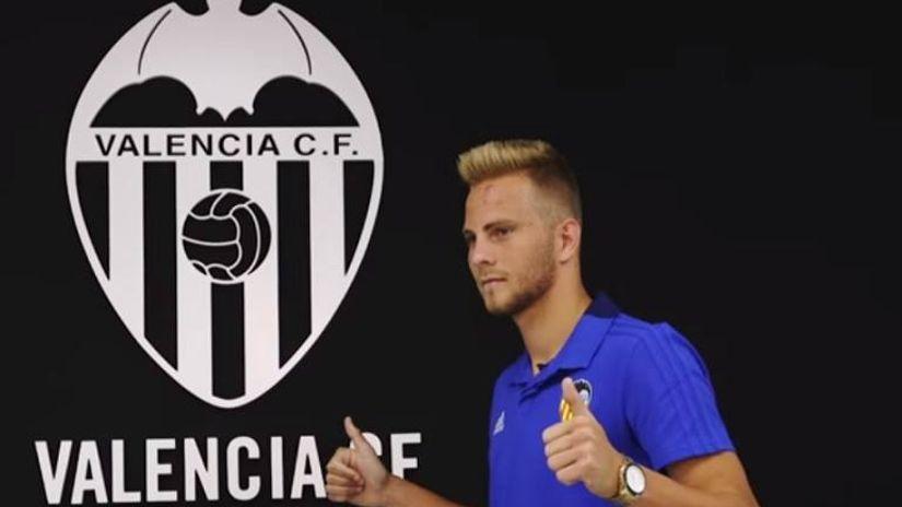 Račić debitovao za Valensiju, Mestalja je oduševljena: Hoćemo još! (VIDEO)