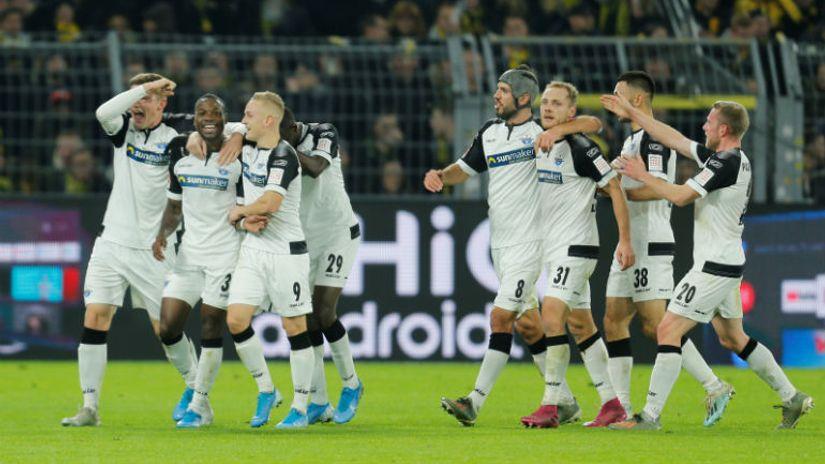 Verder pozeleneo od muke: Paderborn u 93. do pobede na Vezeru