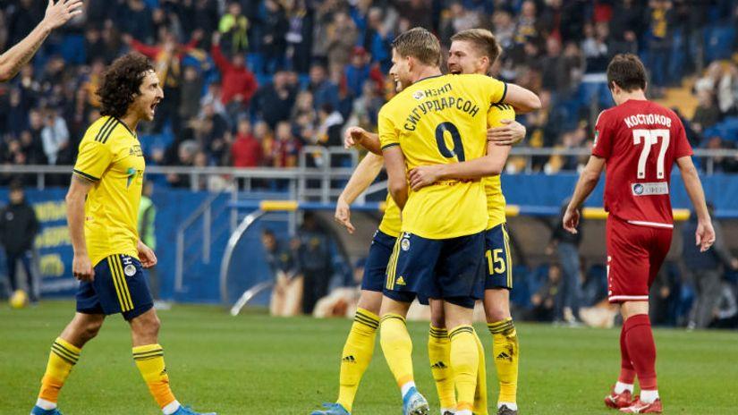 Rostov razneo Spartak pred odlazak na zimski raspust