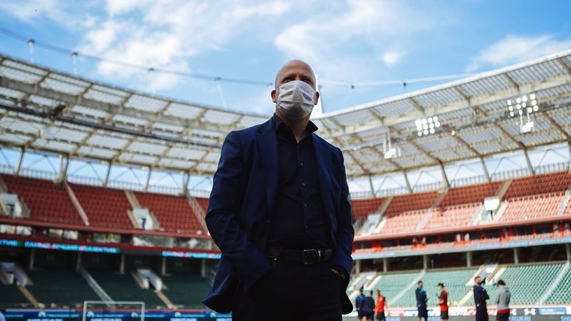 INTERVJU - Marko NikoIić: Rekonstrukcija Lokomotive i napad na titulu!