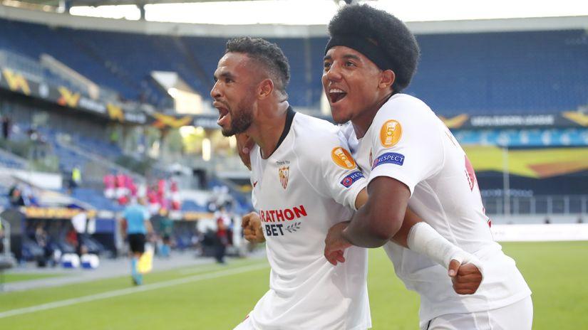 Ne može se protiv Sevilje u Ligi Evrope (VIDEO)