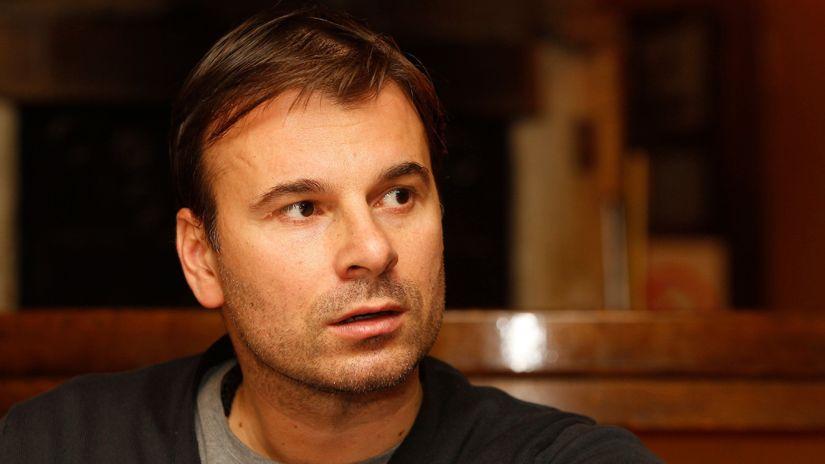 Sale Stanojević pred promocijom u Partizanu