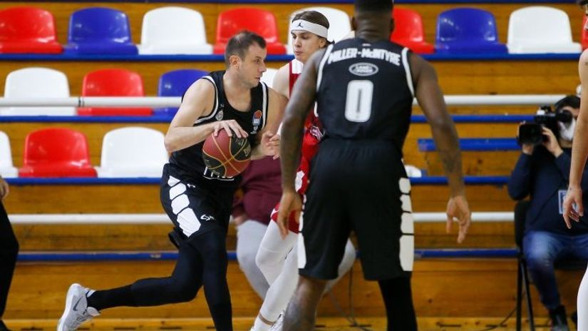 Bez Novice nema udarca, proradio Partizan