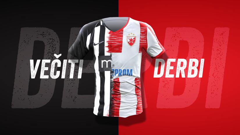 KRAJ: Partizan – Crvena zvezda 1:1