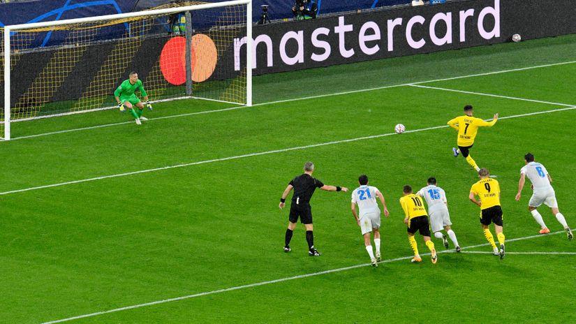 Glup penal koštao Lacio leka za korona krizu, glup penal  spasao Dortmund (VIDEO)
