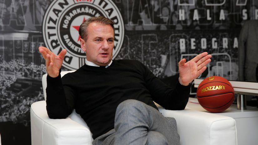 Mijailović za MOZZART Sport: Od nas se očekuje da ne pravimo kompromise, zaključke izvucite sami