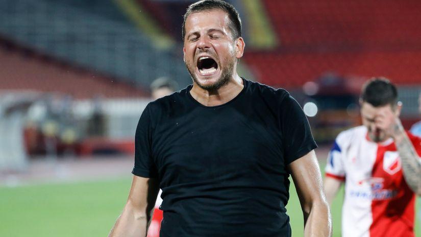 Nenad Lalatović: Mi smo drugi, ne znam što se piše o Partizanovom zaostatku za Zvezdom