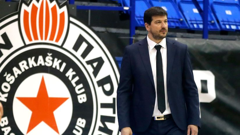 Partizan smenio Šćepanovića!