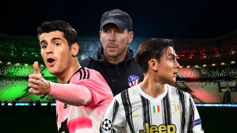 Na vidiku veliki posao Juventusa i Atletika - Čolo formira strašnu navalu, Dama ne mora više ništa da plaća za Moratu