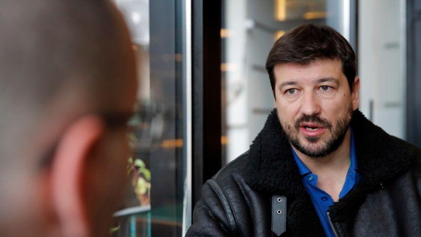 INTERVJU – Vlado Šćepanović: Osećao sam se kao ratni odred partizana poslat iza neprijateljske linije