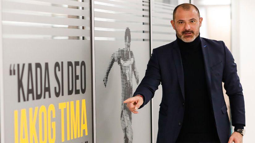 Dejan Stanković u poseti Mozzart Sportu: Važne utakmice rešava čovek, a ne igrač