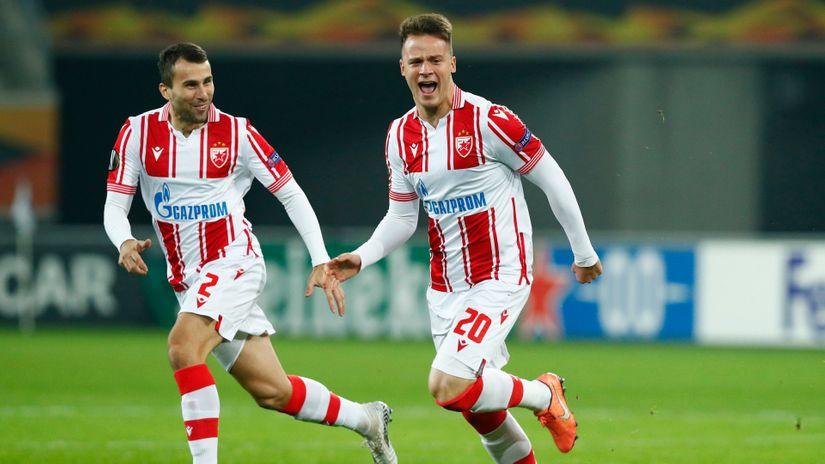 Zvezda leti na UEFA listi: Ugrožena i Milojeva sezona, obezbeđen status nosioca u trećem kolu