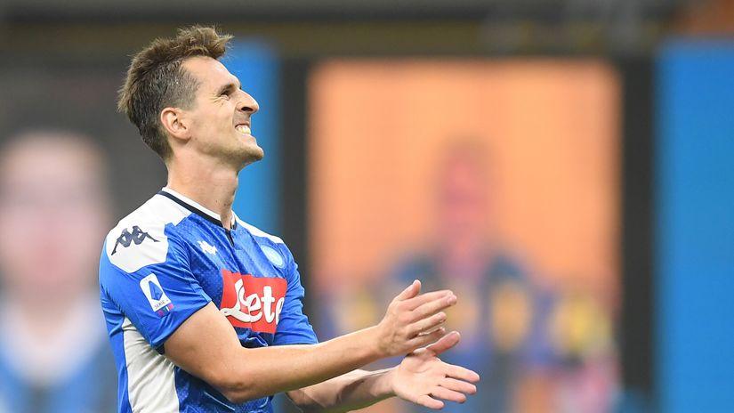 Atletiko se vraća za sto u januaru, na Miliku je da ubedi Napoli