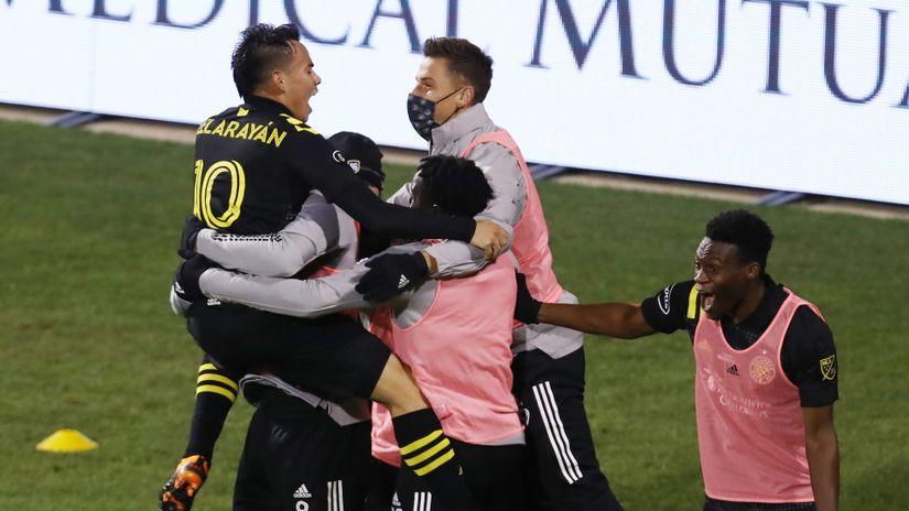 Šampion je mrtav, živeo novi šampion: Kolumbus je na tronu MLS-a (VIDEO)
