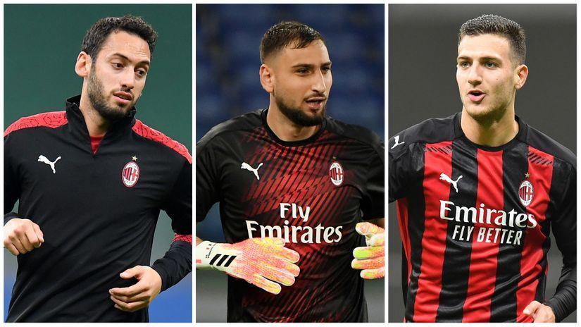 Milanovi konkretni potezi: Donarumi 7.000.000, Rajola preti ponudama Intera i Juventusa! Za Čalhanoglua 3.500.000 evra, on traži mnogo više