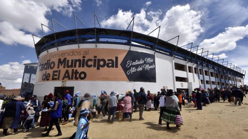 Fudbal u oblacima, surov ambijent i 36 južnoameričkih klubova koji stanuju na najvećoj nadmorskoj visini