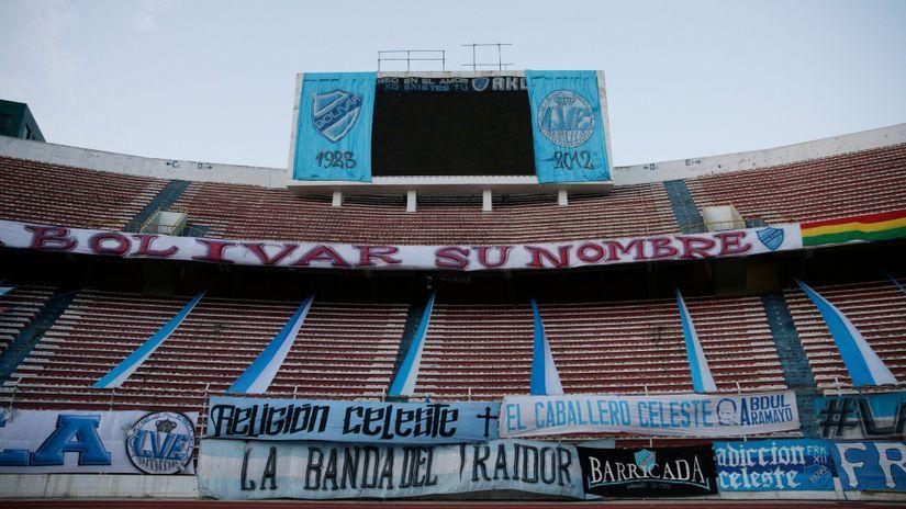 Siti kupuje klubove kao drugi igrače: Bolivar broj 11, još malo pa mogu sami ligu da naprave