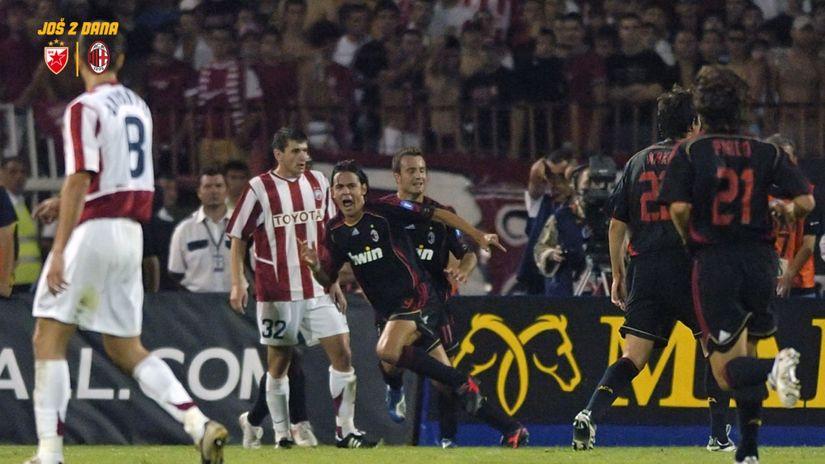 ODBROJAVANJE – Skupljači lopti iz 2006. godine: Gatuzo i na zagrevanju kao pit bul