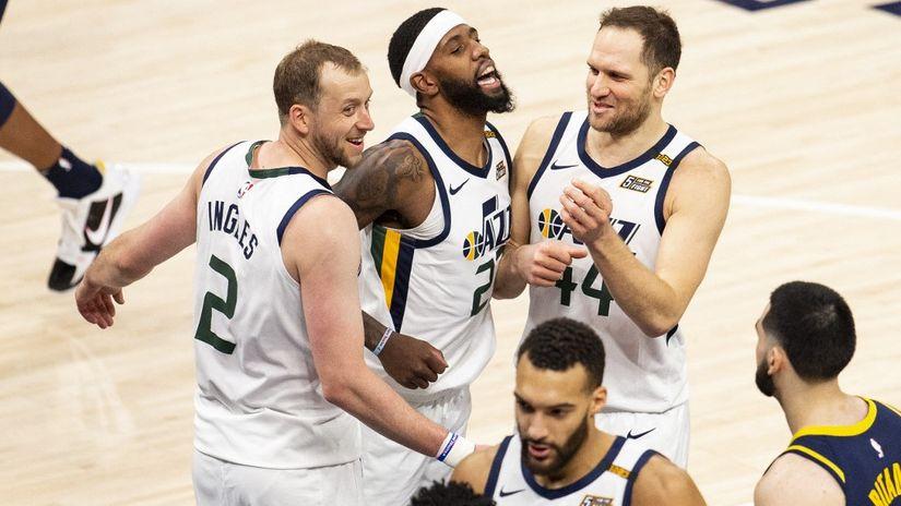 Presek NBA sezone: Vrhunska muzika Džezera, prenizak let Jastrebova
