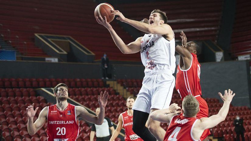 Poslednja četvrtina bila dovoljna Orlovima da pobedom odlete na Evrobasket