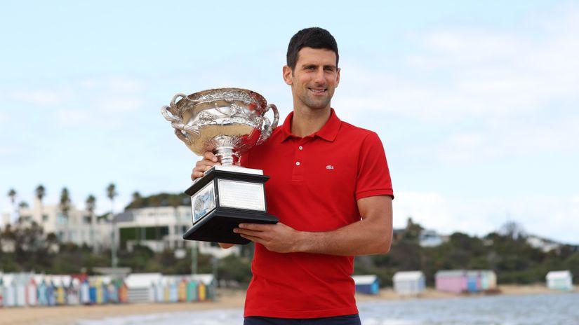 Novak otkrio: Napuknuće mišića se povećalo sa 1,7 na 25 milimetara