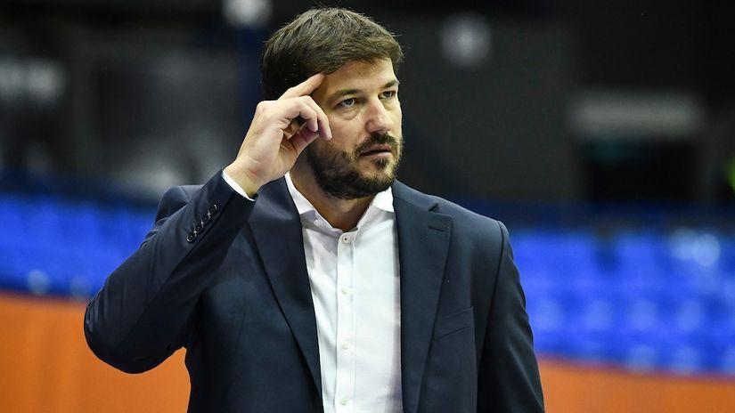 Šćepanović: Nije trebalo da se prihvatim posla u Partizanu