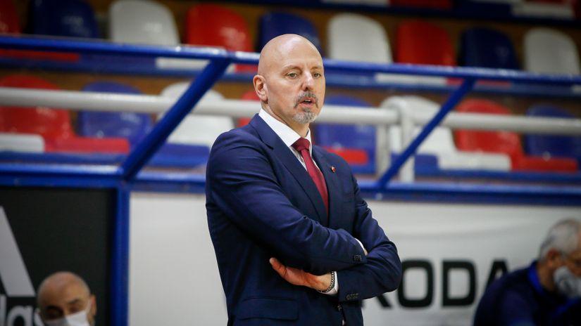 Saša Obradović tražio od Zvezde isplatu ugovora i bonusa za kup
