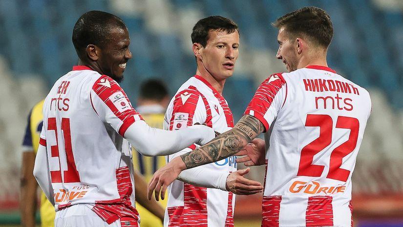 Kad onako odigraš protiv Milana, Proleter sam pada! Zvezda brojala do četiri, a mogla je još... (VIDEO)