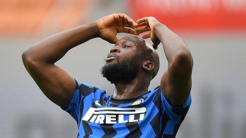 Inter platio Lukakua samo 24.000.000 evra: Mančester se naljutio, traži Lautara ili Škrinijara