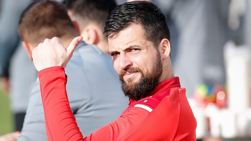 Đorđe Despotović u centru pažnje: Širokov ga hvali, treneri čuvaju (VIDEO)