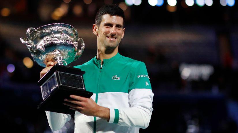 Teniski kralj ide u SAD: Đoković će igrati u Majamiju