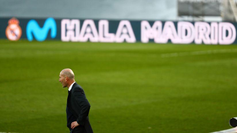 Zidan pred Atletiko: Benzema je praznik za oči, fudbalska radost