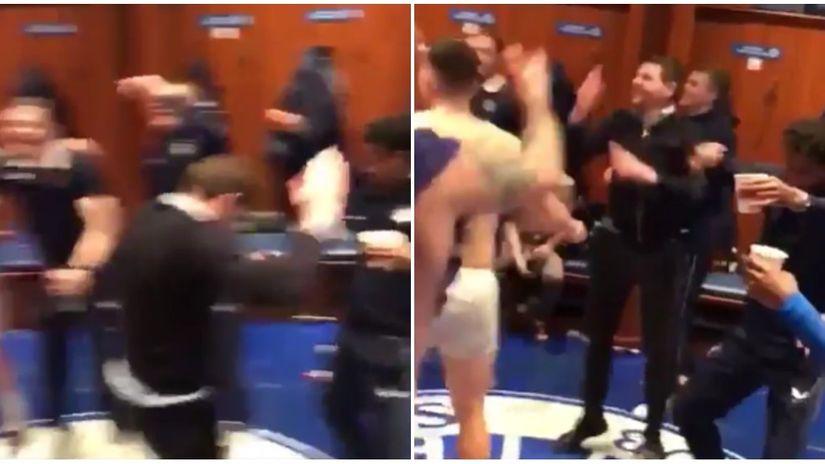 Kad slaviš titulu, slavi je kao Stiven Džerard (VIDEO)