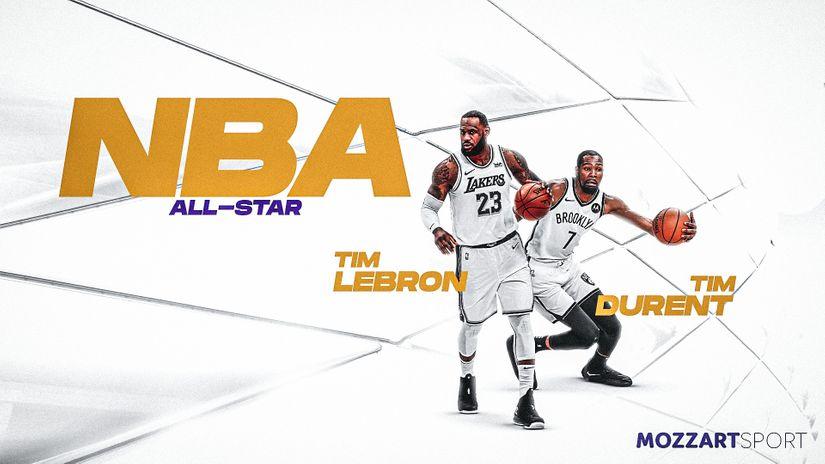 NBA Ol star - Spektakl u Atlanti, hoće li Džejmsov
