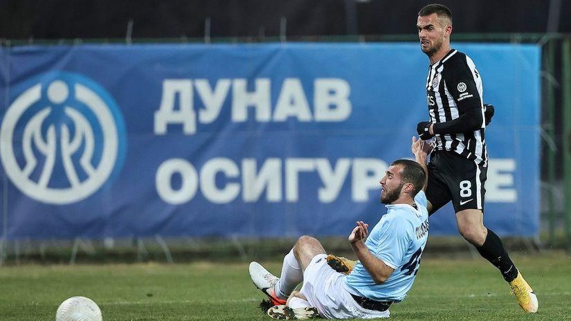 Partizanova lakoća pobeđivanja: Marković kao nekad, minijature Natha, probudio se Holender (VIDEO)