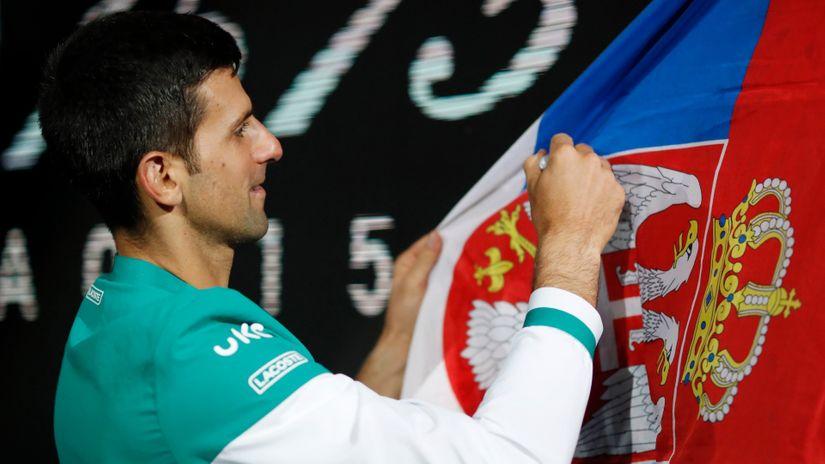 KRALJ! Đoković počeo rekordnu 311. nedelju na teniskom tronu