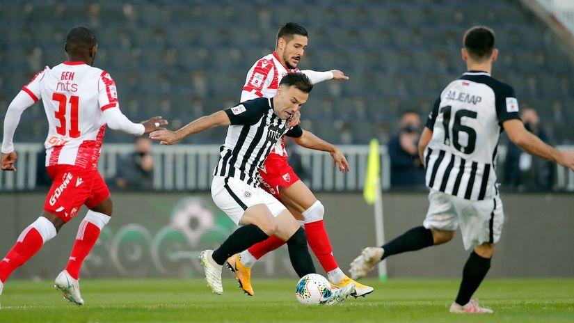 Kakav će to biti derbi: Partizan i Zvezda imaju najduže pobedničke nizove na svetu