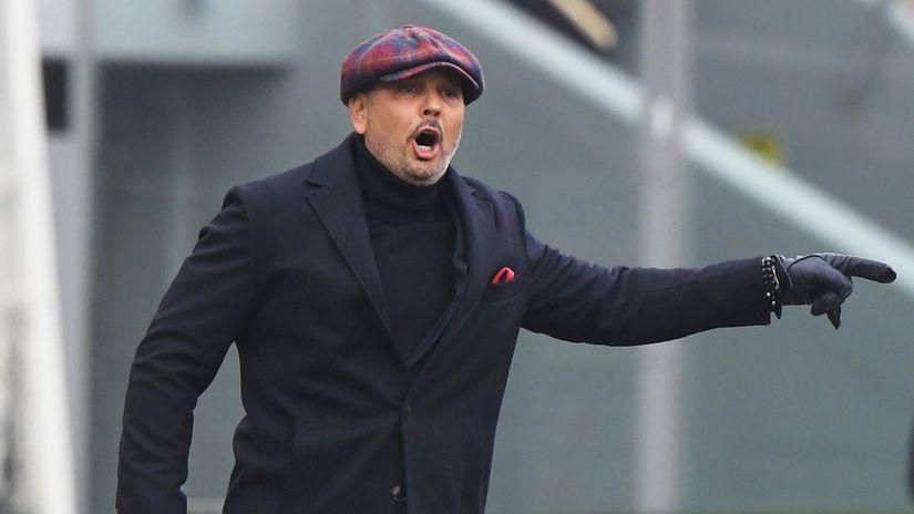 Miha odgovorio Del Pjeru: Igrači ne ostaju posle treninga, mi bismo sa ovim živim zidovima davali slobodnjake zavezanih očiju