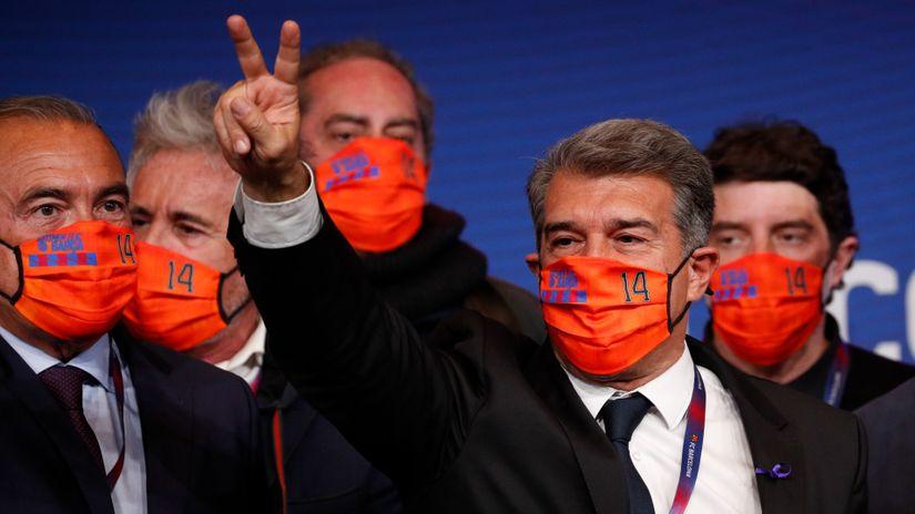 Presidente Laporta – vreme je da se spektakl vrati u Barselonu