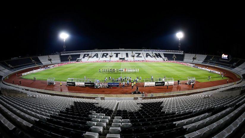Na današnji dan: Partizan prvi put u crno-belom
