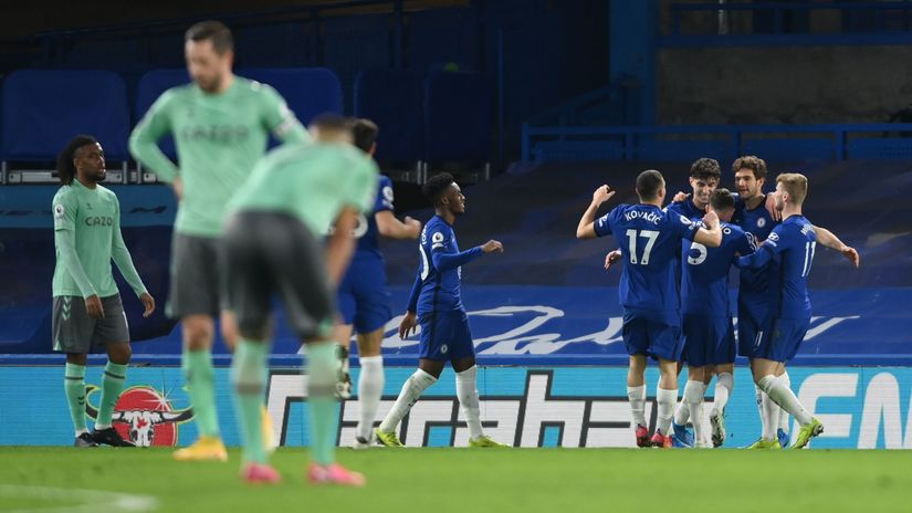 Stamford Bridž neosvojiv za Everton i posle 27 godina:  Karamele pobedile same sebe na gostovanju Čelsiju (VIDEO)