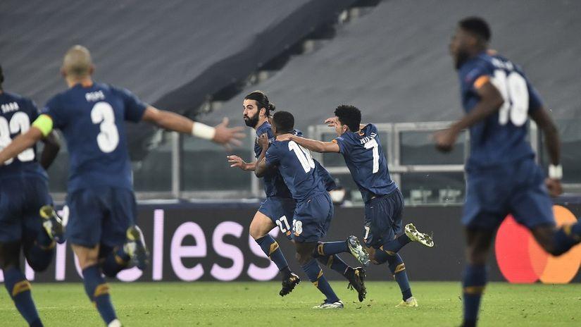 Slom Juventusa! Hrabri Porto u četvrtfinalu, projektil iz slobodnjaka Ronaldu kroz noge (VIDEO)