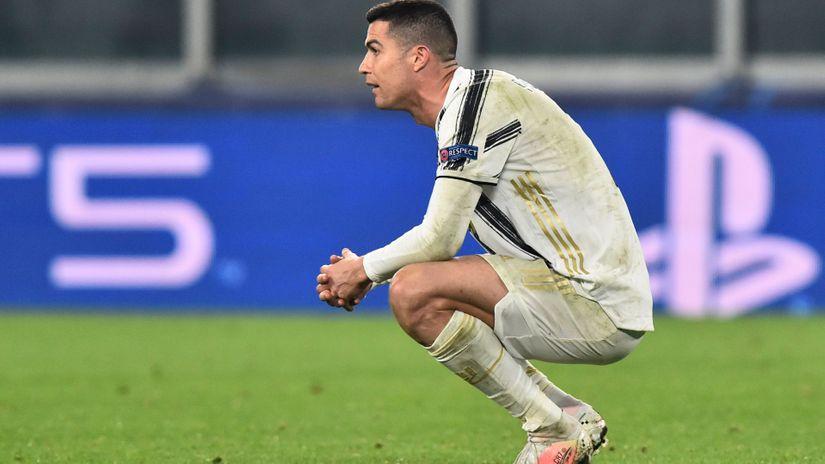 Ronaldo nije doneo Ligu šampiona u Torino i možda je vreme za rastanak