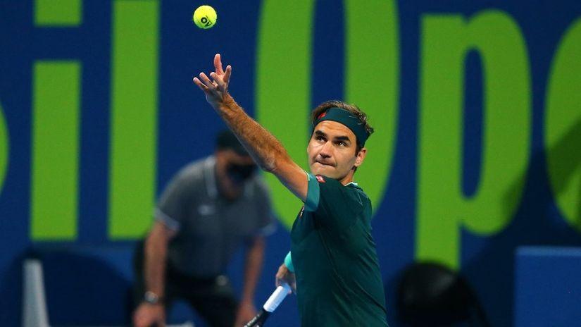 Federer ispao sa turnira u Dohi