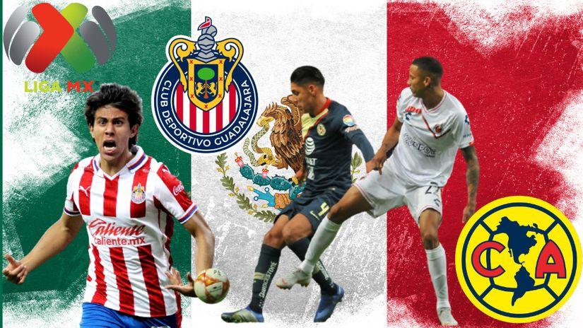 El Clásico del Fútbol Mexicano
