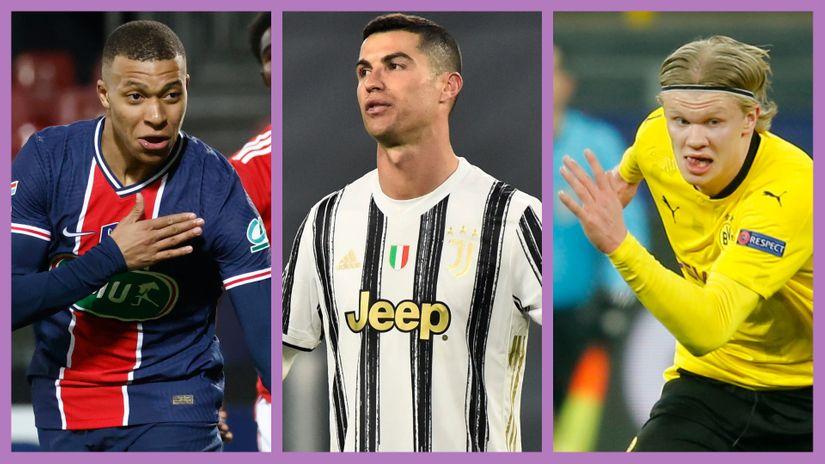 Kakvi su Realovi planovi i šta je istina oko Ronaldovog povratka? Haland i Mbape su pet puta skuplji