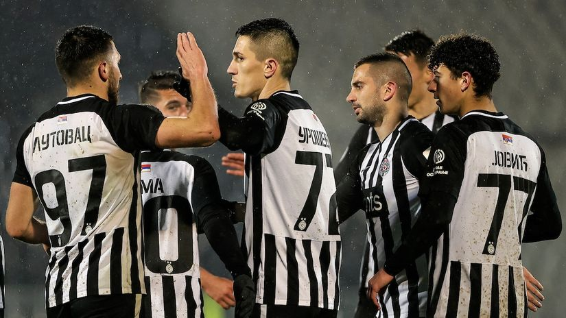 Nova normalnost Partizana